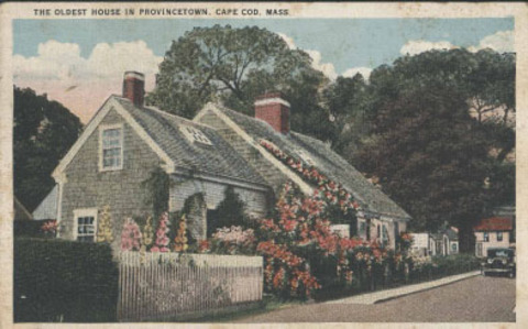 Oldest House in Provincetown