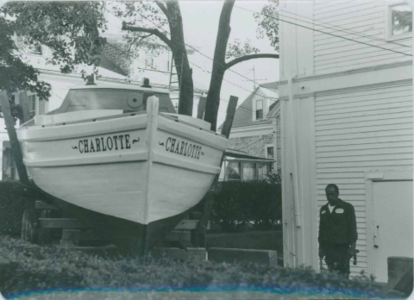 Trap Boat Charlotte Photo June 1979