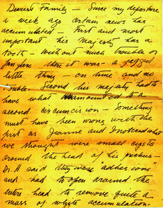 Letter from Mr. & Mrs. Bultman, Jr. to Fritz (May 20, 1946)