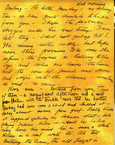 Letter from Fritz to Jeanne (Feb. 24, 1949)