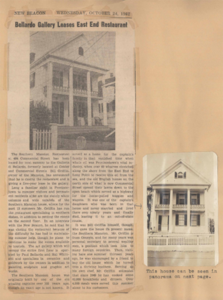 Scrapbooks of Althea Boxell (1/19/1910 - 10/4/1988), Book 1, Page 60
