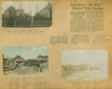 Scrapbooks of Althea Boxell (1/19/1910 - 10/4/1988), Book 2, Page 62