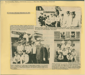 Scrapbooks of Althea Boxell (1/19/1910 - 10/4/1988), Book 2, Page 119