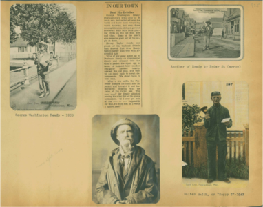Scrapbooks of Althea Boxell (1/19/1910 - 10/4/1988), Book 4, Page 119