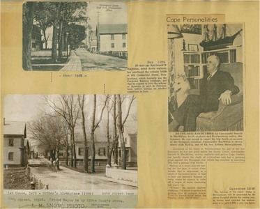Scrapbooks of Althea Boxell (1/19/1910 - 10/4/1988), Book 6, Page 194