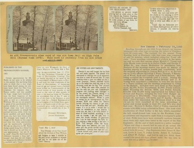 Scrapbooks of Althea Boxell (1/19/1910 - 10/4/1988), Book 7, Page  2