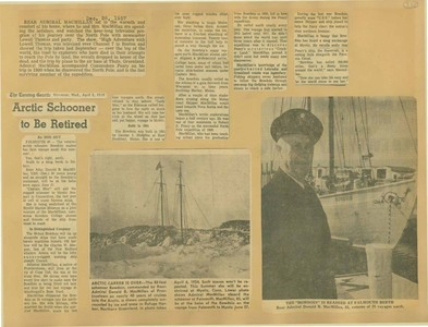 Scrapbooks of Althea Boxell (1/19/1910 - 10/4/1988), Book 7, Page 29