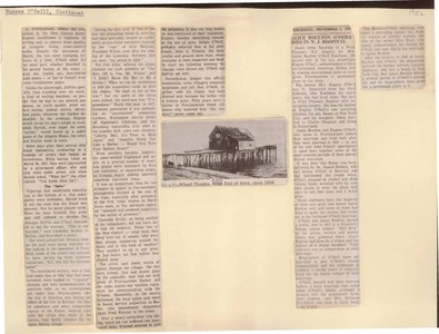 Scrapbooks of Althea Boxell (1/19/1910 - 10/4/1988), Book 8, Page 66