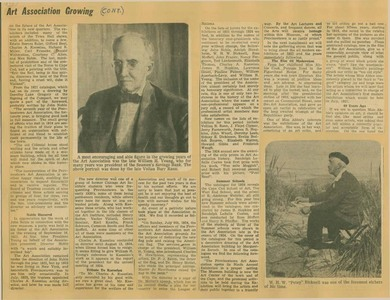 Scrapbooks of Althea Boxell (1/19/1910 - 10/4/1988), Book 9, Page 86