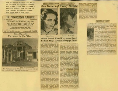 Scrapbooks of Althea Boxell (1/19/1910 - 10/4/1988), Book 9, Page239