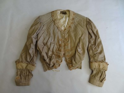 Woman's Victorian Jacket