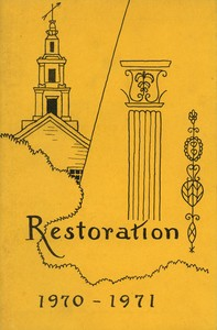 Universalist Church Restoration