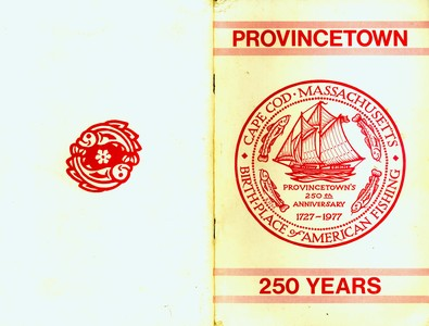 Provincetown 250th Aniversary Pamphlet