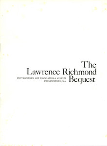 Lawrence Richmond Bequest