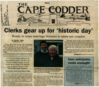 Clerks Gear Up For Historic Day