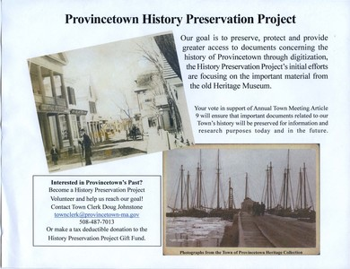 History Preservation Project IV