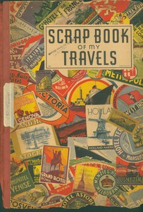 Scrapbook of My Travels, Provincetown 1930, 1940.
