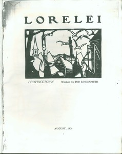 Lorelei - A Journal of Arts and Letters, 1924