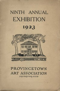 Provincetown Art Association Exhibition of 1923.