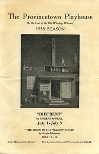 Provincetown Playhouse 1955