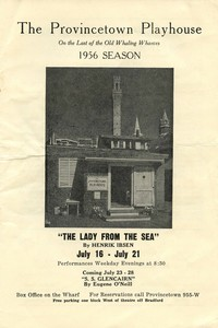 Provincetown Playhouse 1956