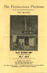 Provincetown Playhouse 1957