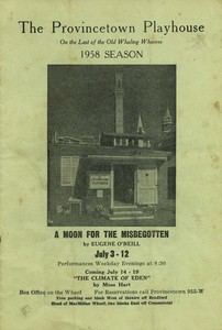 Provincetown Playhouse 1958
