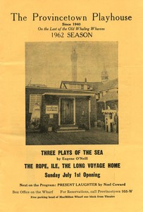 Provincetown Playhouse 1962
