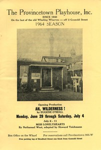 Provincetown Playhouse 1964