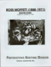 Ross Moffett Exhibition Pamphlet
