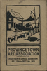 provincetown Art Association  Exhibition 1928