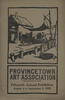 Provincetown Art Association Exhibition 1929