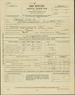 National weir Co. IRS 1921 Return Capital Stock Tax
