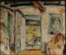 """A Room at Chantemesle"" Oliver N.Chaffee (1881-1944)"