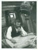 Captain Higgins in Sunbeam's Cabin 1904
