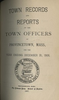 Annual Town Report - 1906