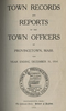 Annual Town Report - 1914