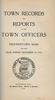 Annual Town Report - 1915