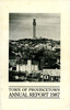 Annual Town Report - 1987