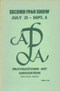 Provincetown Art Association Exhibition of 1960 (2nd)