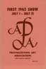 Provincetown Art Association Exhibition of 1962