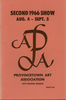 Provincetown Art Association Exhibition of 1966 (2nd)