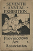 Provincetown Art Association  Exhibition of 1921.