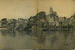 A Sketch of Provincetown, 1937